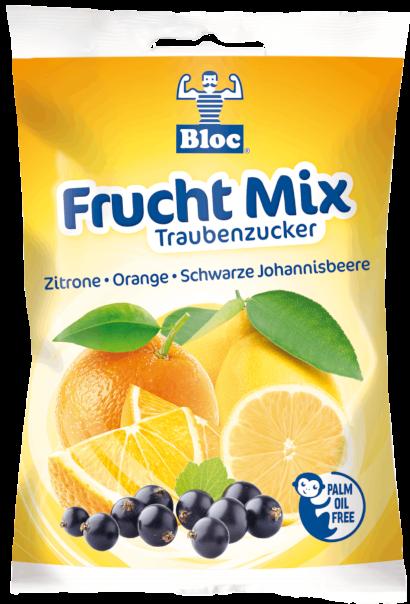 Bloc Traubenzucker Frucht Mix Beutel Packshot