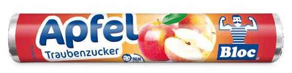 Bloc Traubenzucker Apfel Rolle Packshot