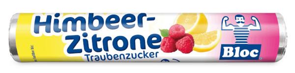 Bloc Traubenzucker Himbeer-Zitron Rolle Packhot