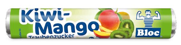 Bloc Traubenzucker Kiwi-Mango Rolle Packshot