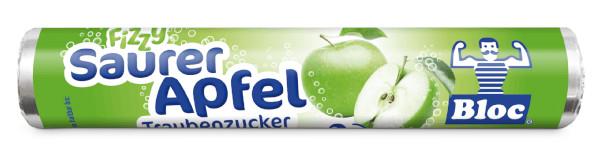 Bloc Traubenzucker Saurer Apfel Rolle Packshot