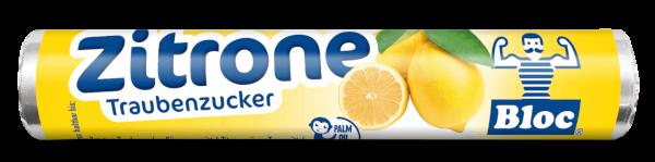 Bloc Traubenzucker Zitrone Rolle Packshot