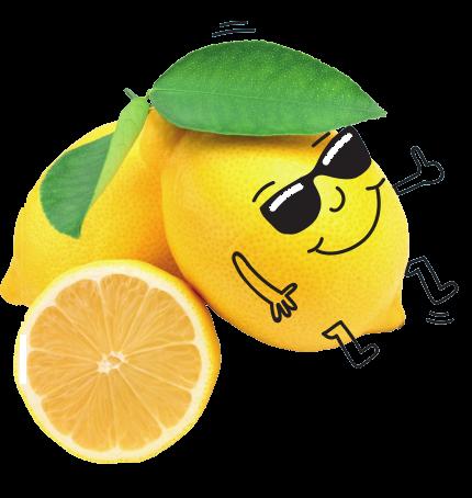 Bloc Traubenzucker mir Zitronen Geschmack
